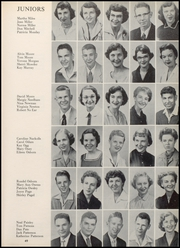 Page 53, 1955 Edition, Ponca City High School - Cat Tale Yearbook (Ponca City, OK) online yearbook collection