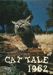 1962 Edition, Ponca City High School - Cat Tale Yearbook (Ponca City, OK)