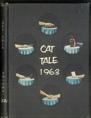 1963 Edition, Ponca City High School - Cat Tale Yearbook (Ponca City, OK)