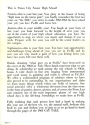 Page 14, 1963 Edition, Ponca City High School - Cat Tale Yearbook (Ponca City, OK) online yearbook collection