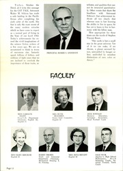 Page 16, 1963 Edition, Ponca City High School - Cat Tale Yearbook (Ponca City, OK) online yearbook collection