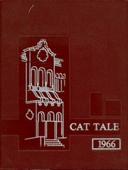 1966 Edition, Ponca City High School - Cat Tale Yearbook (Ponca City, OK)