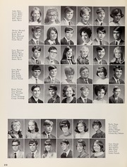 Page 214, 1969 Edition, Ponca City High School - Cat Tale Yearbook (Ponca City, OK) online yearbook collection