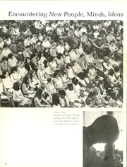 Page 10, 1970 Edition, Ponca City High School - Cat Tale Yearbook (Ponca City, OK) online yearbook collection