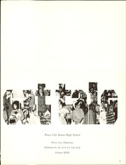 Page 5, 1970 Edition, Ponca City High School - Cat Tale Yearbook (Ponca City, OK) online yearbook collection