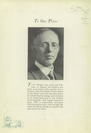 Page 7, 1926 Edition, Austin High School - Maroon and White Yearbook (Chicago, IL) online yearbook collection