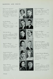 Page 36, 1935 Edition, Austin High School - Maroon and White Yearbook (Chicago, IL) online yearbook collection