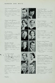 Page 38, 1935 Edition, Austin High School - Maroon and White Yearbook (Chicago, IL) online yearbook collection