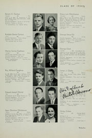 Page 39, 1935 Edition, Austin High School - Maroon and White Yearbook (Chicago, IL) online yearbook collection