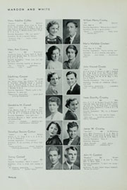 Page 40, 1935 Edition, Austin High School - Maroon and White Yearbook (Chicago, IL) online yearbook collection