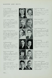 Page 44, 1935 Edition, Austin High School - Maroon and White Yearbook (Chicago, IL) online yearbook collection