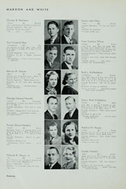 Page 46, 1935 Edition, Austin High School - Maroon and White Yearbook (Chicago, IL) online yearbook collection