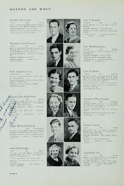 Page 50, 1935 Edition, Austin High School - Maroon and White Yearbook (Chicago, IL) online yearbook collection