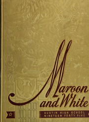 Page 1, 1945 Edition, Austin High School - Maroon and White Yearbook (Chicago, IL) online yearbook collection