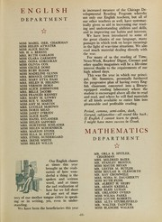 Page 15, 1945 Edition, Austin High School - Maroon and White Yearbook (Chicago, IL) online yearbook collection