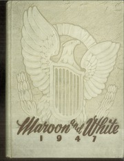 Page 1, 1947 Edition, Austin High School - Maroon and White Yearbook (Chicago, IL) online yearbook collection