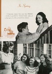 Page 15, 1947 Edition, Austin High School - Maroon and White Yearbook (Chicago, IL) online yearbook collection