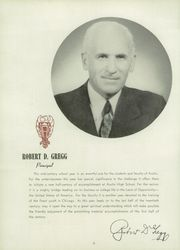 Page 12, 1950 Edition, Austin High School - Maroon and White Yearbook (Chicago, IL) online yearbook collection