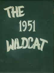 Mulvane High School - Wildcat Yearbook (Mulvane, KS) online yearbook collection, 1951 Edition, Page 1