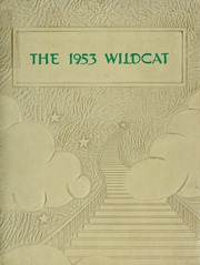 Mulvane High School - Wildcat Yearbook (Mulvane, KS) online yearbook collection, 1953 Edition, Page 1