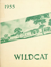 Mulvane High School - Wildcat Yearbook (Mulvane, KS) online yearbook collection, 1955 Edition, Page 1
