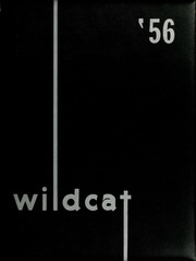 Mulvane High School - Wildcat Yearbook (Mulvane, KS) online yearbook collection, 1956 Edition, Page 1