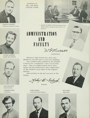 Page 10, 1956 Edition, Mulvane High School - Yearbook (Mulvane, KS) online yearbook collection