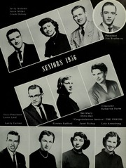 Page 15, 1956 Edition, Mulvane High School - Yearbook (Mulvane, KS) online yearbook collection