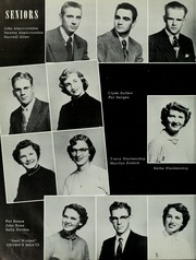 Page 16, 1956 Edition, Mulvane High School - Yearbook (Mulvane, KS) online yearbook collection