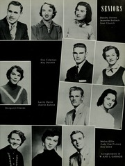 Page 17, 1956 Edition, Mulvane High School - Yearbook (Mulvane, KS) online yearbook collection
