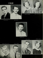 Page 13, 1958 Edition, Mulvane High School - Yearbook (Mulvane, KS) online yearbook collection