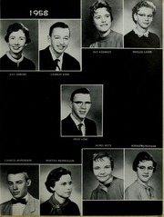 Page 15, 1958 Edition, Mulvane High School - Yearbook (Mulvane, KS) online yearbook collection