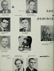 Page 8, 1958 Edition, Mulvane High School - Yearbook (Mulvane, KS) online yearbook collection