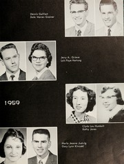 Page 17, 1959 Edition, Mulvane High School - Yearbook (Mulvane, KS) online yearbook collection