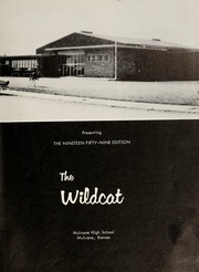 Page 5, 1959 Edition, Mulvane High School - Yearbook (Mulvane, KS) online yearbook collection