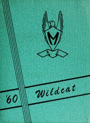 Mulvane High School - Wildcat Yearbook (Mulvane, KS) online yearbook collection, 1960 Edition, Page 1