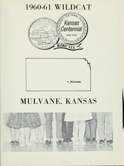 Page 5, 1961 Edition, Mulvane High School - Yearbook (Mulvane, KS) online yearbook collection