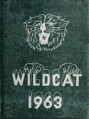 Mulvane High School - Wildcat Yearbook (Mulvane, KS) online yearbook collection, 1963 Edition, Page 1