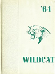 Mulvane High School - Wildcat Yearbook (Mulvane, KS) online yearbook collection, 1964 Edition, Page 1