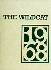 Mulvane High School - Wildcat Yearbook (Mulvane, KS) online yearbook collection, 1968 Edition, Page 1
