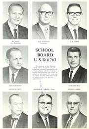 Page 6, 1970 Edition, Mulvane High School - Yearbook (Mulvane, KS) online yearbook collection