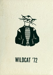 1972 Edition, Mulvane High School - Wildcat Yearbook (Mulvane, KS)