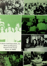 Page 12, 1972 Edition, Mulvane High School - Yearbook (Mulvane, KS) online yearbook collection