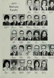 Page 11, 1973 Edition, Mulvane High School - Yearbook (Mulvane, KS) online yearbook collection