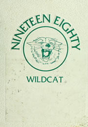 Mulvane High School - Wildcat Yearbook (Mulvane, KS) online yearbook collection, 1980 Edition, Page 1