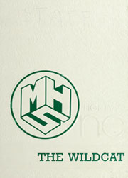 Mulvane High School - Wildcat Yearbook (Mulvane, KS) online yearbook collection, 1981 Edition, Page 1