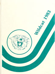 Mulvane High School - Wildcat Yearbook (Mulvane, KS) online yearbook collection, 1983 Edition, Page 1