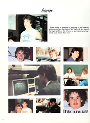 Page 8, 1986 Edition, Mulvane High School - Yearbook (Mulvane, KS) online yearbook collection