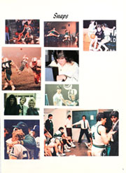Page 9, 1986 Edition, Mulvane High School - Yearbook (Mulvane, KS) online yearbook collection