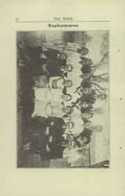 Page 36, 1922 Edition, Hononegah High School - Mack Yearbook (Rockton, IL) online yearbook collection